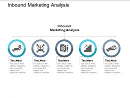 Inbound Marketing Analysis Ppt Powerpoint Presentation Styles Deck Cpb