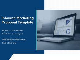Inbound Marketing Proposal Template Powerpoint Presentation Slides