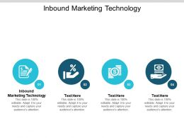 Inbound Marketing Technology Ppt Powerpoint Presentation Slides Mockup Cpb