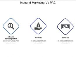 Inbound Marketing Vs PAC Ppt Powerpoint Presentation Infographic Template Good Cpb
