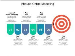Inbound Online Marketing Ppt Powerpoint Presentation Gallery Layout Cpb