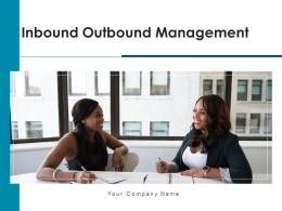 Inbound Outbound Management Revenue Accounting Security Delivery
