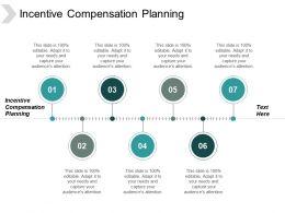 Incentive Compensation Planning Ppt Powerpoint Presentation Inspiration Slideshow Cpb
