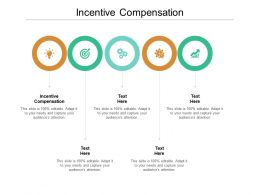 Incentive Compensation Ppt Powerpoint Presentation Slides Templates Cpb