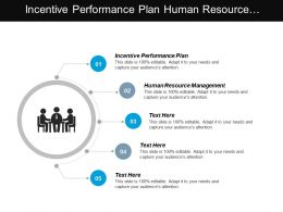 Incentive Performance Plan Human Resource Management Business Intelligence Cpb