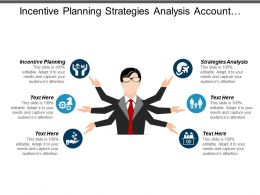 Incentive Planning Strategies Analysis Account Payable Management Capital Risk Cpb