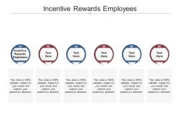 Incentive Rewards Employees Ppt Powerpoint Presentation Model Inspiration Cpb