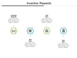 Incentive Rewards Ppt Powerpoint Presentation Styles Designs Download Cpb