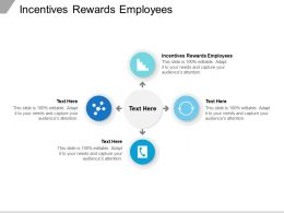 Incentives Rewards Employees Ppt Powerpoint Presentation Professional Smartart Cpb