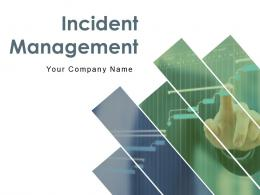 Incident Management Powerpoint Presentation Slides