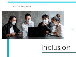 Inclusion Business Document Entrepreneurs Puzzle Procurement