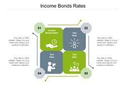 Income Bonds Rates Ppt Powerpoint Presentation Professional Gallery Cpb