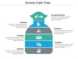 Income Cash Flow Ppt Powerpoint Presentation Icon Slide Download Cpb