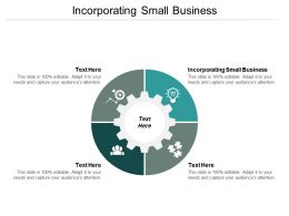 Incorporating Small Business Ppt Powerpoint Presentation Infographics Aids Cpb