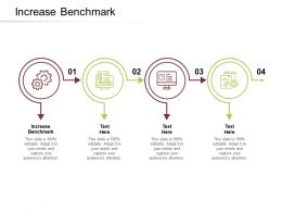Increase Benchmark Ppt Powerpoint Presentation Pictures Professional Cpb