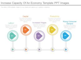 Increase Capacity Of An Economy Template Ppt Images