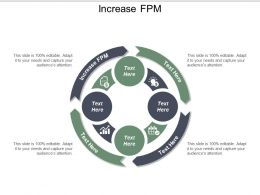 Increase Fpm Ppt Powerpoint Presentation Gallery Brochure Cpb