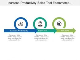 Increase Productivity Sales Tool Ecommerce Development Prototype Development Cpb