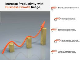 Increase Productivity With Business Growth Image