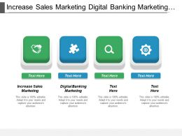 Increase Sales Marketing Digital Banking Marketing Relationship Management Cpb