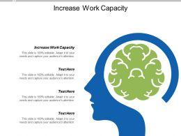 Increase Work Capacity Ppt Powerpoint Presentation Portfolio Graphics Cpb