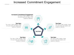 Increased Commitment Engagement Ppt Powerpoint Presentation Infographics Graphic Images Cpb