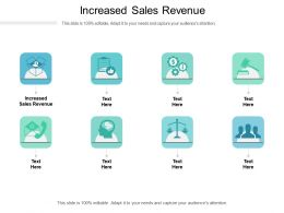 Increased Sales Revenue Ppt Powerpoint Presentation Styles Graphics Tutorials Cpb
