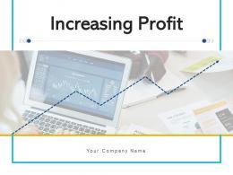 Increasing Profit Dollar Business Management Marketing Arrow Services