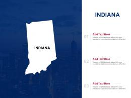 Indiana Powerpoint Presentation PPT Template