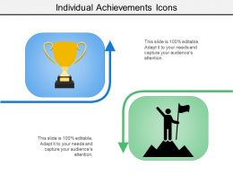 Individual Achievements Icons