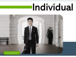 Individual Business Representing Corporate Financial Analyzing Dollar