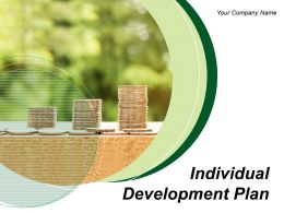 Individual Development Plan Powerpoint Presentation Slides