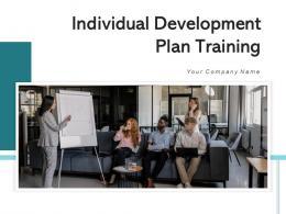Individual Development Plan Training Communicate Innovation Performance Individual Process