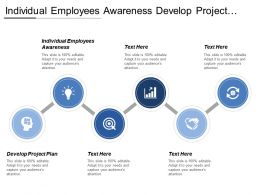 Individual Employees Awareness Develop Project Plan Project Controls