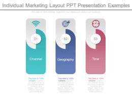 Individual Marketing Layout Ppt Presentation Examples