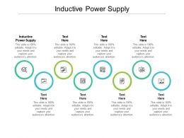 Inductive Power Supply Ppt Powerpoint Presentation Model Elements Cpb