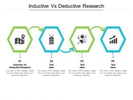 Inductive Vs Deductive Research Ppt Powerpoint Presentation Inspiration Good Cpb