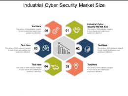 Industrial Cyber Security Market Size Ppt Powerpoint Presentation Pictures Inspiration Cpb