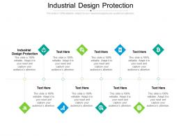 Industrial Design Protection Ppt Powerpoint Presentation Styles Show Cpb