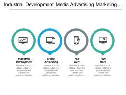 Industrial Development Media Advertising Marketing Concept Organization Behaviour Cpb