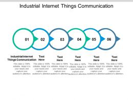 Industrial Internet Things Communication Ppt Powerpoint Samples Cpb
