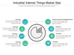 Industrial Internet Things Market Size Ppt Powerpoint Presentation Gallery Picture Cpb