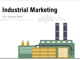 Industrial Marketing Business Strategy Manufacturer Framework Performance Geography
