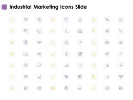 Industrial Marketing Icons Slide Target Ppt Powerpoint Presentation Infographic Aids