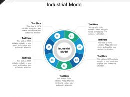 Industrial Model Ppt Powerpoint Presentation Gallery Summary Cpb
