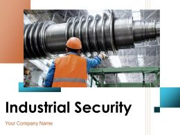 Industrial Security Management Evaluation Technology Structure
