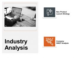 Industry Analysis Ppt Powerpoint Presentation File Show