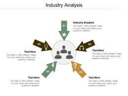 Industry Analysis Ppt Powerpoint Presentation Infographic Template Layout Ideas Cpb