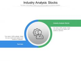 Industry Analysis Stocks Ppt Powerpoint Presentation Background Cpb