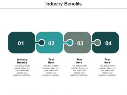 Industry Benefits Ppt Powerpoint Presentation Ideas Examples Cpb